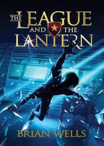 the league and the lantern cover