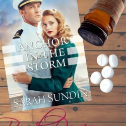 Book Review (and a Giveaway!): Anchor in the Storm by Sarah Sundin