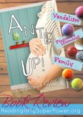 Book Review (and a Giveaway!): Ante Up by Chautona Havig