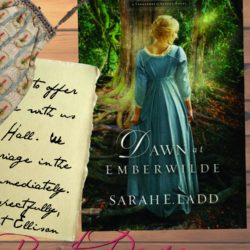 Book Review: Dawn at Emberwilde by Sarah E. Ladd