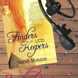 Book Review (and a Giveaway!): Finders Keepers by Sarah Monzon
