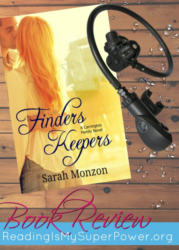 Finders Keepers book review