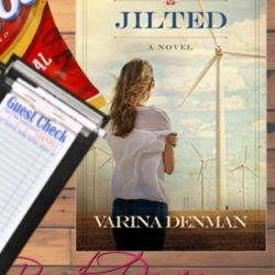 Book Review (and a Giveaway!): Jilted by Varina Denman
