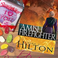 Book Review (and a Giveaway!): The Amish Firefighter by Laura V. Hilton