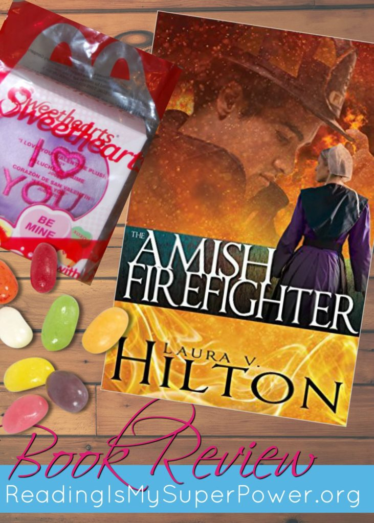 The Amish Firefighter book review