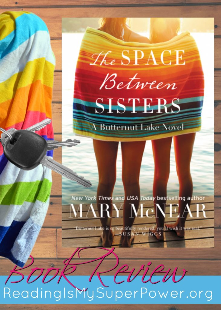 The Space Between Sisters book review
