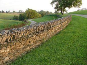 kentucky stone fence