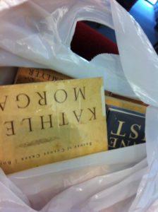 library haul