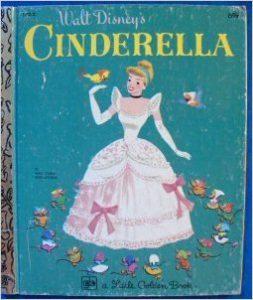 little golden book cinderella