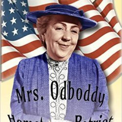 Book Spotlight (and a Giveaway!): Mrs. Odboddy Hometown Patriot by Elaine Faber