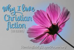 Top Ten Tuesday: Why I Love Christian Fiction