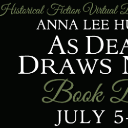 Book Blast (and a Giveaway!): As Death Draws Near by Anna Lee Huber
