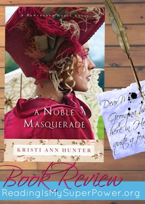 A Noble Masquerade book review