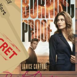 Book Review: Burning Proof by Janice Cantore