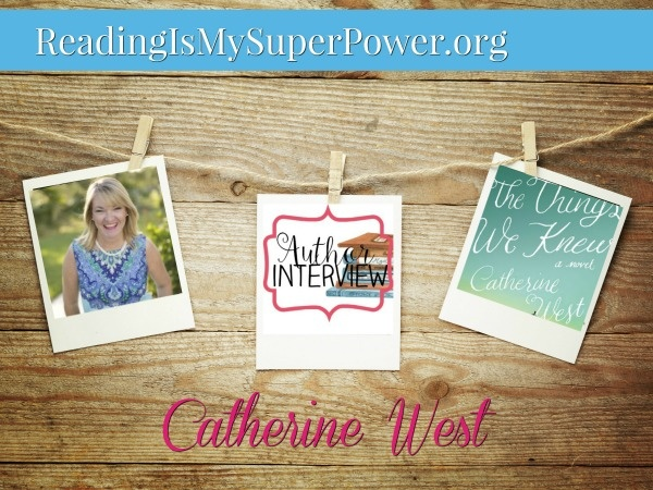 Catherine West interview