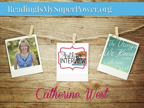 Catherine West interview
