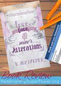 Book Review: Love, Lace, and Minor Alterations by V. Joy Palmer