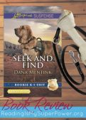 Book Review: Seek and Find by Dana Mentink