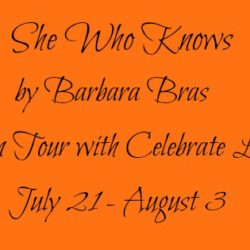 Book Spotlight (and a Giveaway!): She Who Knows by Barbara Bras