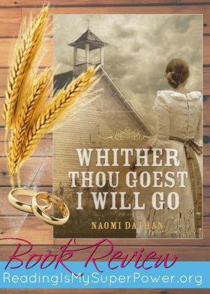 Whither Thou Goest book review