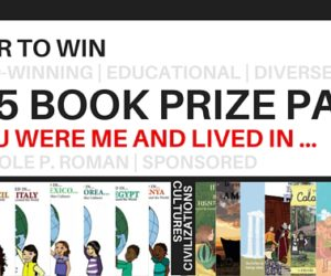 Series Spotlight (and a Giveaway!): If You Were Me and Lived In… by Carole P. Roman