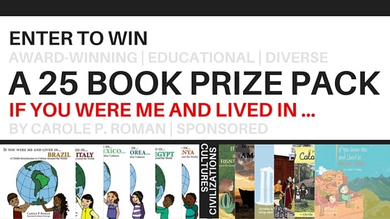 Win a 25 Book Prize Pack_ Includes Both If You Were Me and Lived In ... Series