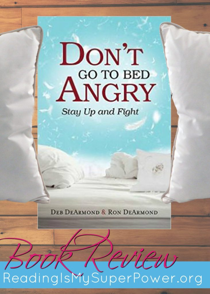 don't go to bed angry book review