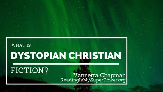 dystopian christian fiction