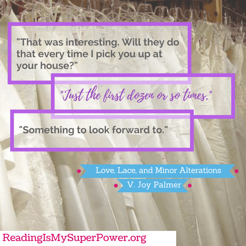 love lace and minor alterations quote
