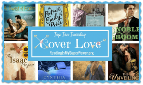 Top Ten Tuesday: Cover Love