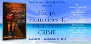 Book Spotlight (plus a Giveaway!): Fall Into Crime collection