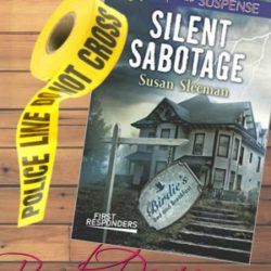 Book Review: Silent Sabotage by Susan Sleeman