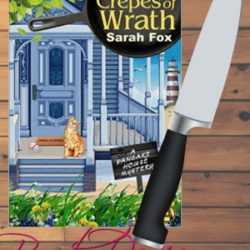 Book Review: The Crêpes of Wrath by Sarah Fox