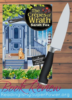 The Crepes of Wrath book review