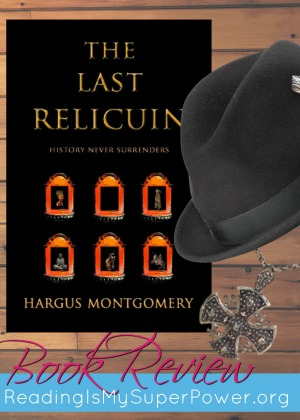 The Last Relicuin book review