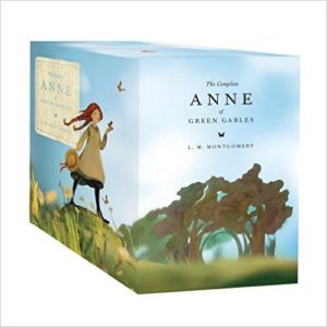 anne of green gables tundra books