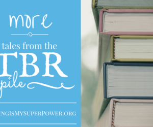 Top Ten Tuesday: Pre-Blog TBR Books That Are Sadly Still TBR