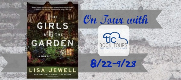 the girls in the garden banner