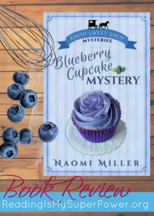 Blueberry Cupcake Mystery book review