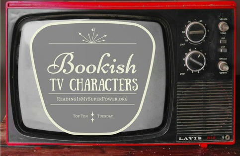 Bookish TV characters