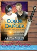 Book Review (and a Giveaway!): Color of Danger by Alexa Verde
