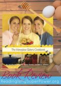 Book Review (and a Giveaway!): The Honeybee Sisters Cookbook by Jennifer Beckstrand