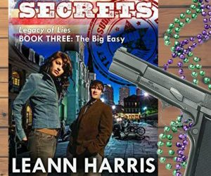 Book Review: Stolen Secrets by Leann Harris