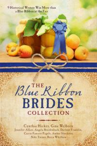 blue ribbon brides