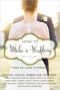 how to make a wedding