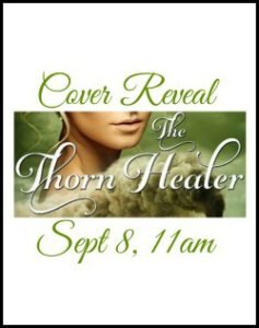 the thorn healer cover reveal