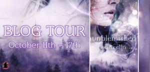 Official Dream Cast (and a Giveaway): Unblemished by Sara Ella