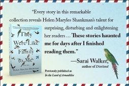 Book Blast (and Giveaway!): They Were Like Family to Me by Helen Maryles Shankman