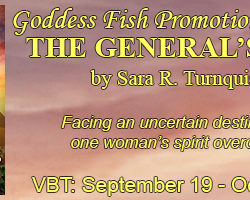Book Review (and a Giveaway!): The General's Wife by Sara R. Turnquist