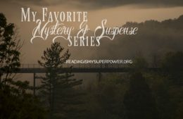 Top Ten Tuesday: My Favorite Mystery/Suspense Series